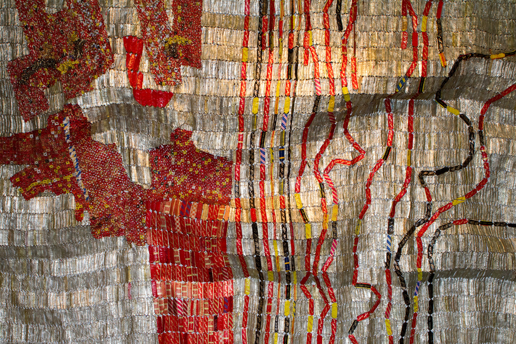The Life And Art Of El Anatsui Wanderarti
