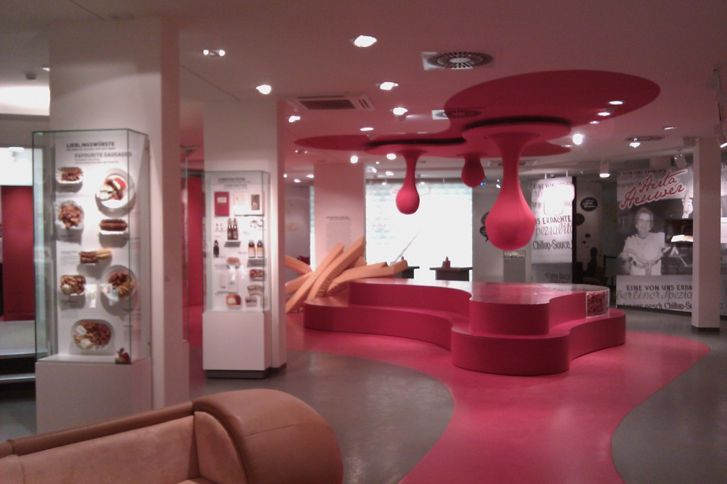 Currywurst museum, Berlin, Germany, strange museums Europe