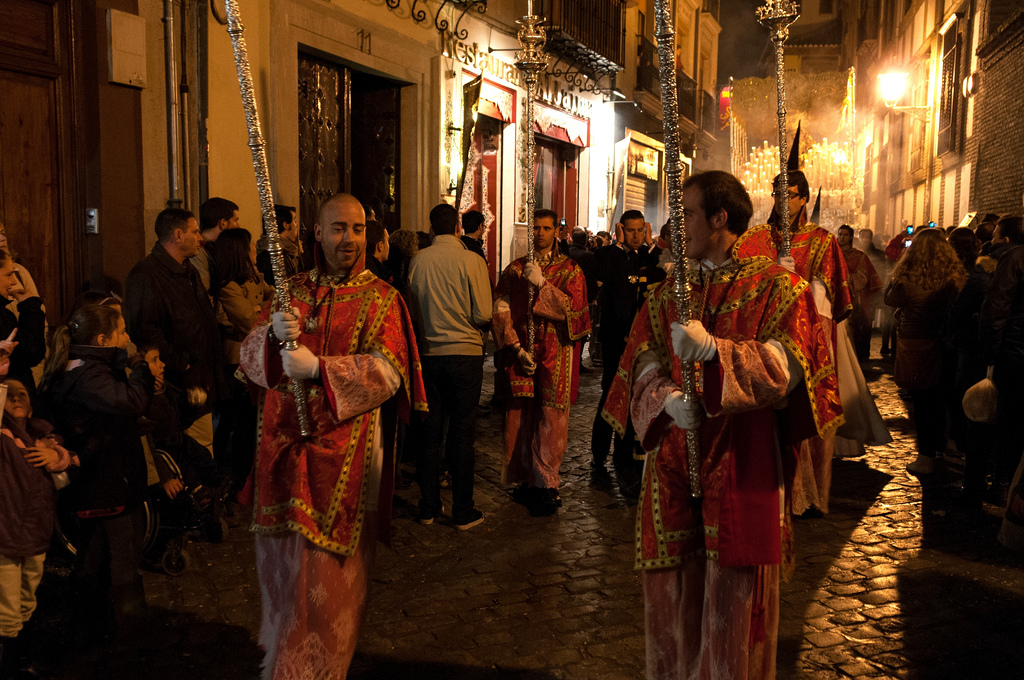 semana santa, Spain, easter weekend, easter traditions europe