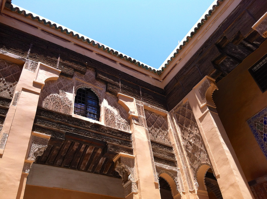 Dar Cherifa, museums in Marrakech, things to do in Morocco