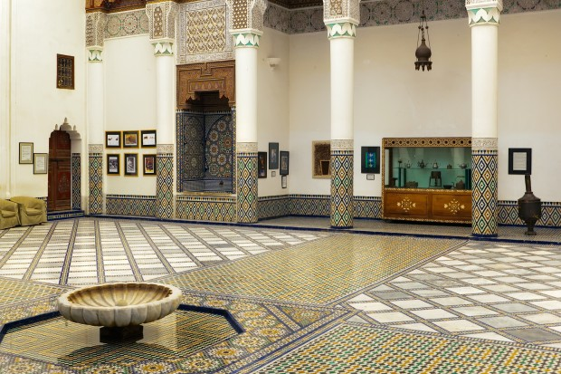 Dar Si Said, museums in Marrakech, things to do in Morocco