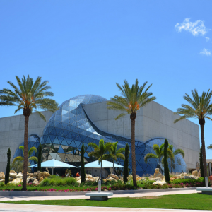 Dali Museum, art museums in America