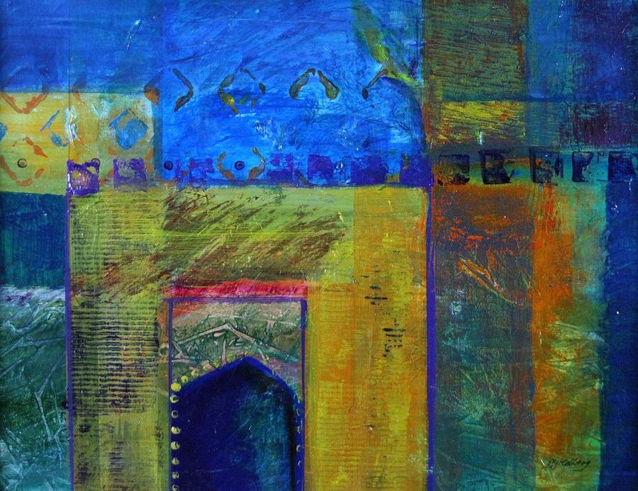 Paintings of Marrakech, travel art