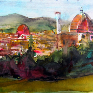Paintings of Florence