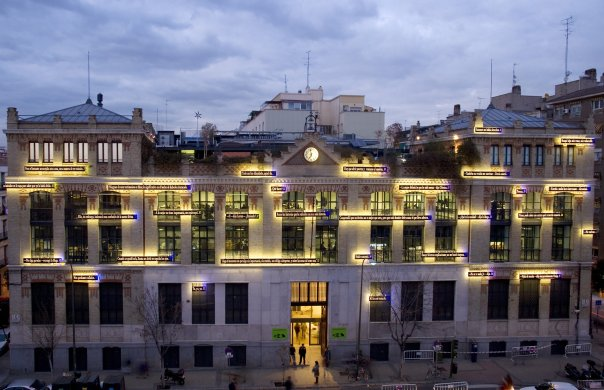 A collection of free museums and galleries in madrid for La casa encendida