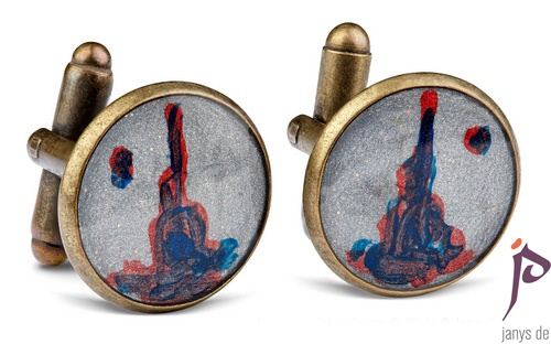Burj Khalifa cuff links