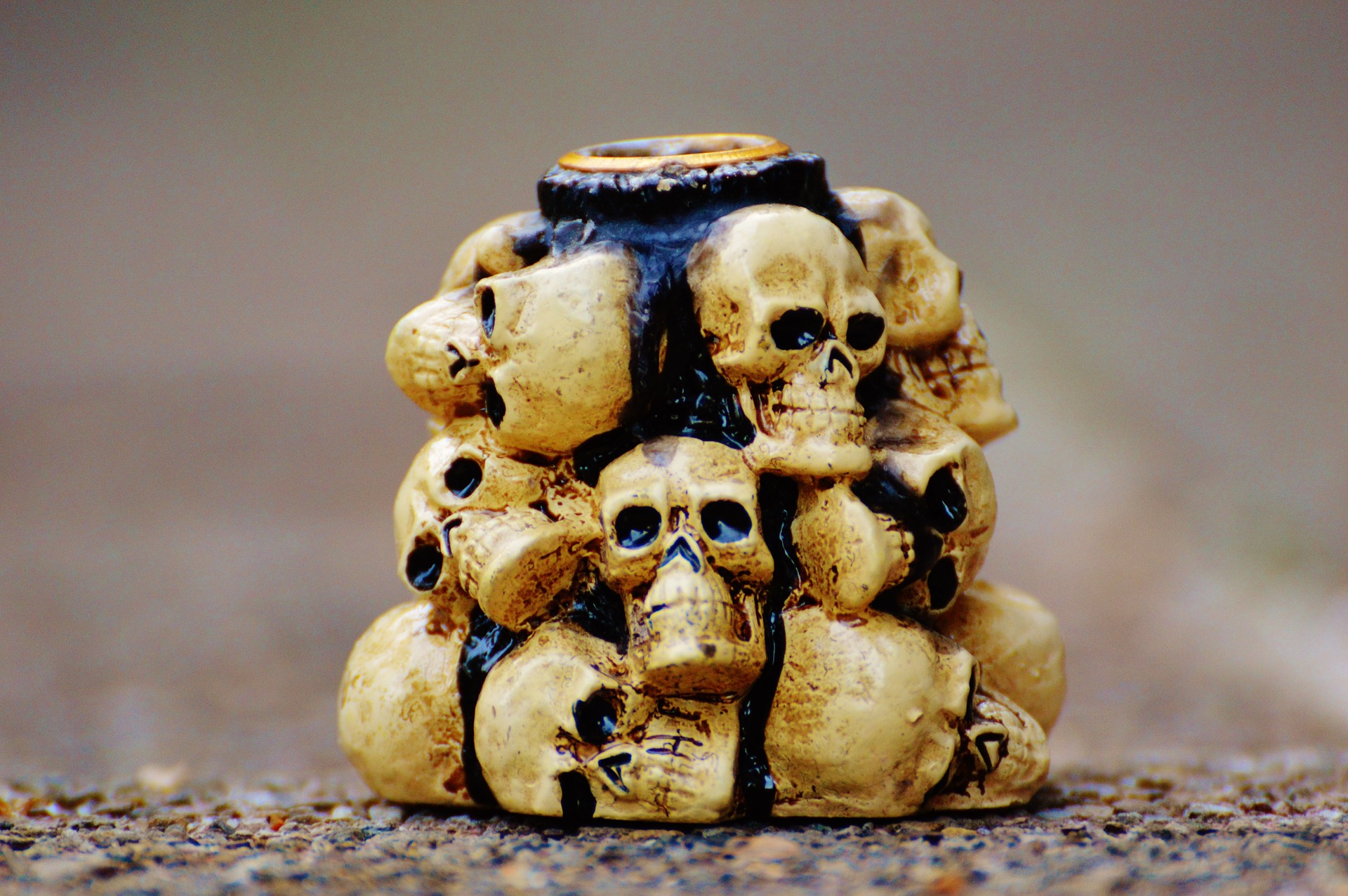 The Significance Of Skulls In Art Around The World Wanderarti