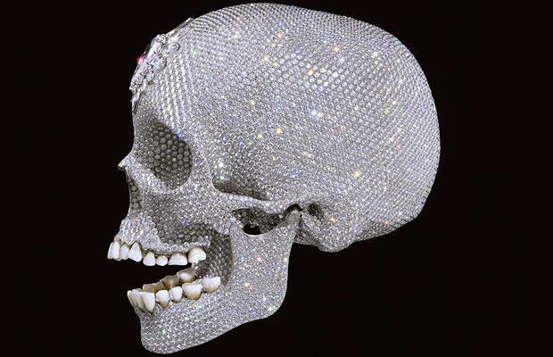 Skulls in Art